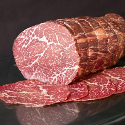 bresaola wagyu vlees